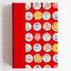 Deckled Edge Sewn Journal (A6 165x120mm) - Kami Paper