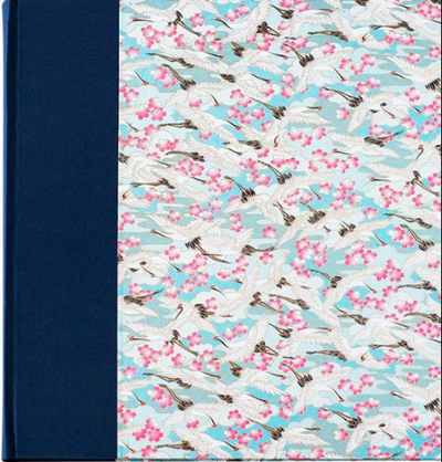 Sewn Bound Photo Album Large (360X360mm) - Kami Paper