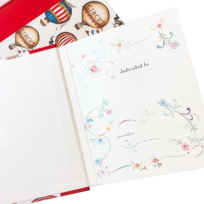 New Born Photo Album (260x210mm) - Kami Paper