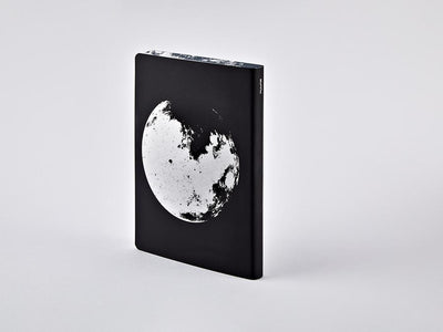 Nuuna | Notebook | Dot Grid | Moon