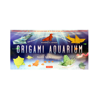 Origami Aquarium Kit
