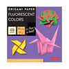 Origami Paper | Fluorescent Colours