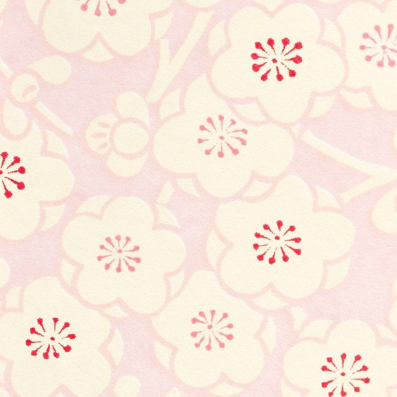 CH156: Plum Flower Light Pink