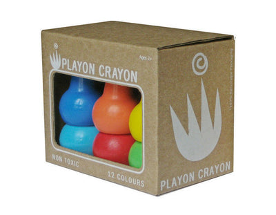 Playon Crayons | Stackable Crayons | Non Toxic | Primary