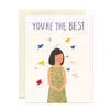 Card | You're The Best