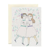 Card | Girl Wedding