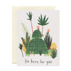 Card | Here For You Turtles