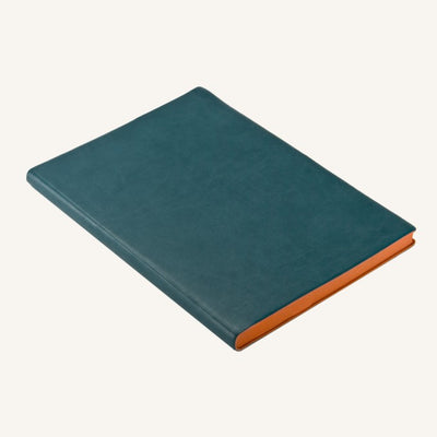Daycraft | Signature Notebook | A5 | Dotted | Green
