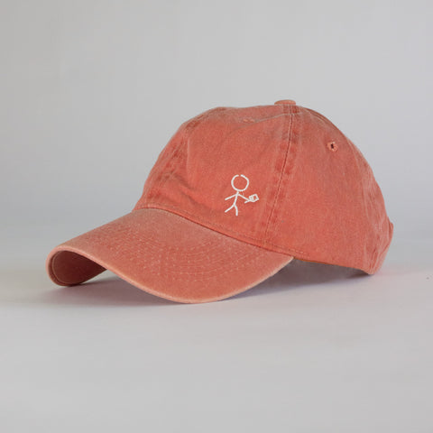 Logo Cap - Sandstone Orange