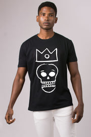 Skull King / Black and White