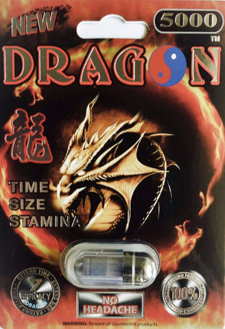 Dragon 5000 Male Sexual Enhancement Pill
