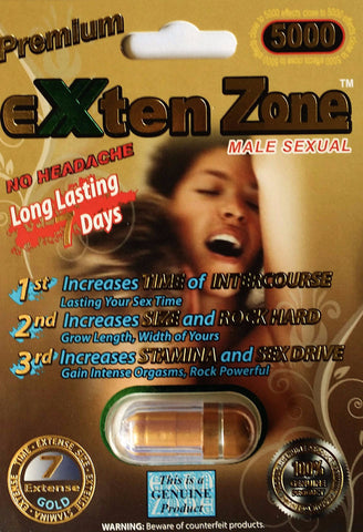 exten zone 5000 for men enhancement