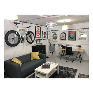 5 of the best customer bike wall mount interiors