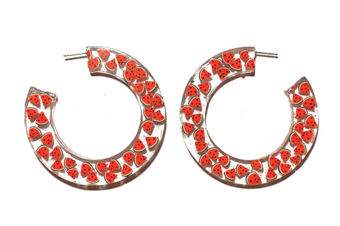 Watermelon Hoops