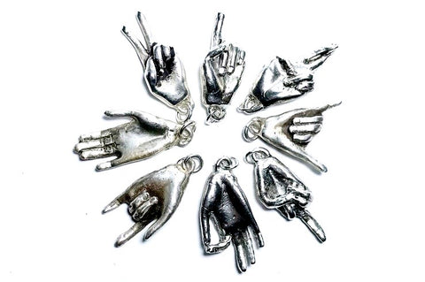 Hand Necklaces