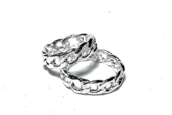 Infinity Chain Ring