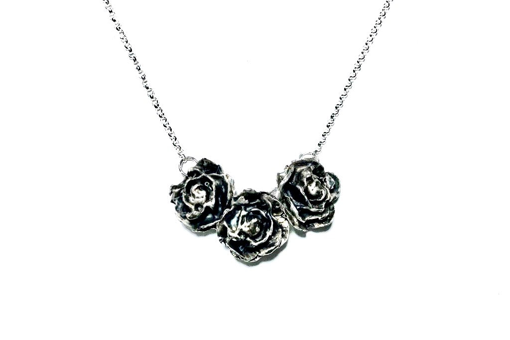 Radiant Roses Necklace