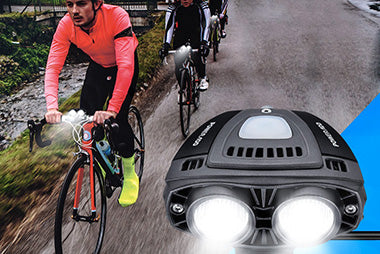 Best Bike Accessories: Advanced Bluetooth LED Bicycle Headlight