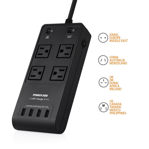 Recommended Collection of Upgraded Multi Outlet Power Strips ...