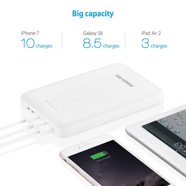 Poweradd Pilot Pro3 30000mAh Portable Charger Power Bank