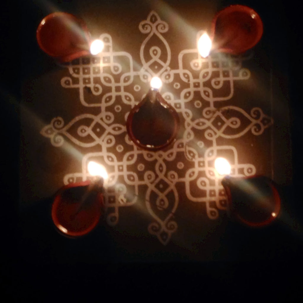 Kaarthigai deepam - Festival of Lamps - Spread the light