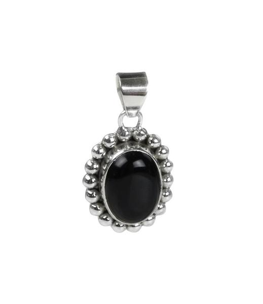 Mexicana Gemstone Sterling Silver Pendant