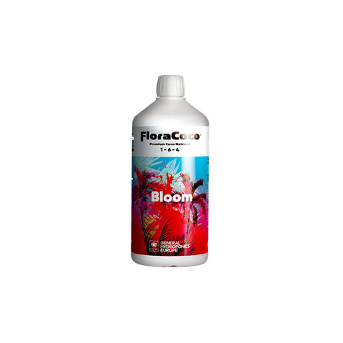 GHE Flora Coco Bloom Hydroponic Nutrient