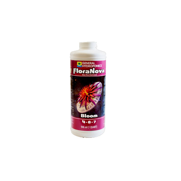 GHE Flora Nova Bloom Hydroponic Nutrient