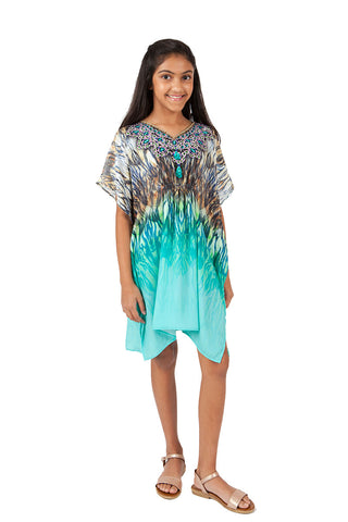 Aria Girls kaftan