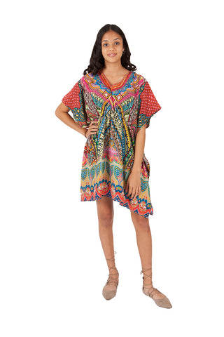 Latifa Girls Kaftan
