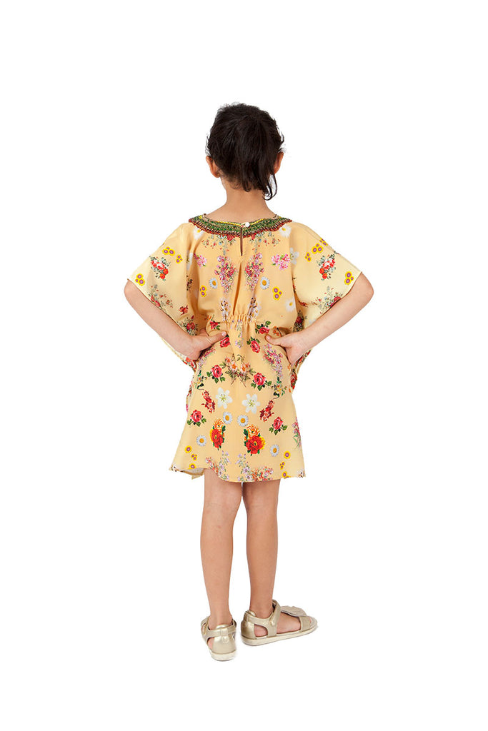 Jasmine Girls Kaftan