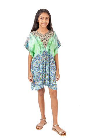 Calico Girls Kaftan