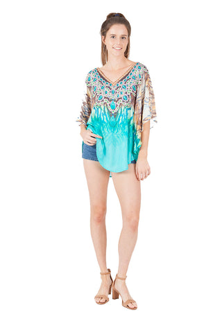 Aria Kaftan Top