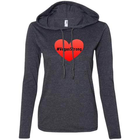 Vegas Strong light Hoodie