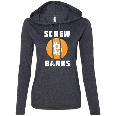 Screw Banks Light Hoodie