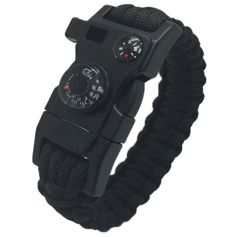 15in1 PARACHUTE CHORD SURVIVAL WRISTBAND