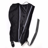 WATERPROOF WINDPROOF OUTDOOR HIKING SNOW LEGGING GAITERS (SURVIVAL)