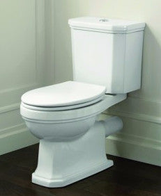 Clarence WC Incl. Soft Close Seat