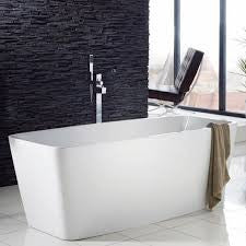 Cube2 Luxury Freestanding Double Ended Bath