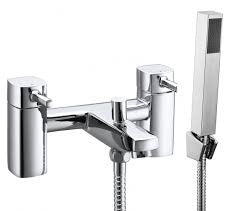 Cubix Bath Shower Mixer