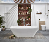 Elite Luxury Freestanding Double Ended Bath