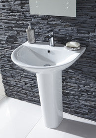 F60R Basin and Pedestal