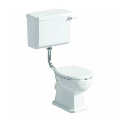 Hamilton Low Rise WC Incl. Soft Close Seat