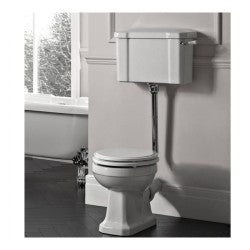 Holborn Low Level WC Incl. Luxury Soft Close Seat