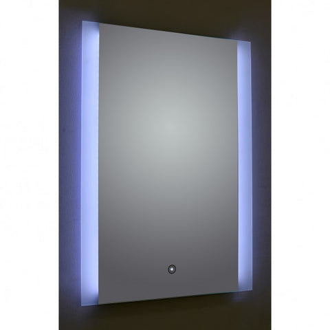 Mirror with LED Side Lights and Demister