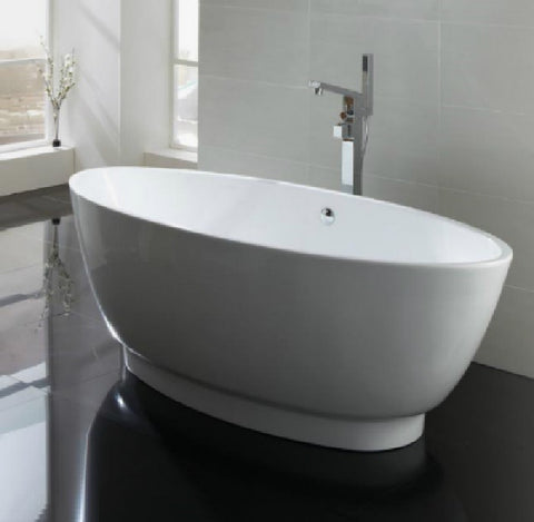 Pure Luxury Freestanding Bath