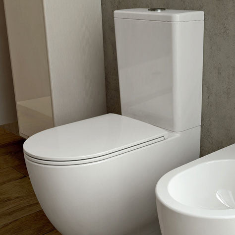 RAK Harmony WC Incl. Soft Close Seat