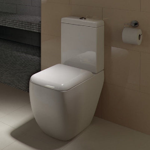 RAK Metro WC Incl Soft Close Seat