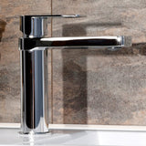 Wind Mono Basin Mixer
