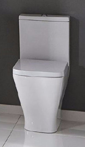 F60S WC Incl. Soft Close Seat